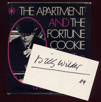دانلود موسیقی متن فیلم The Apartment The Fortune Cookie – توسط Adolph Deutsch