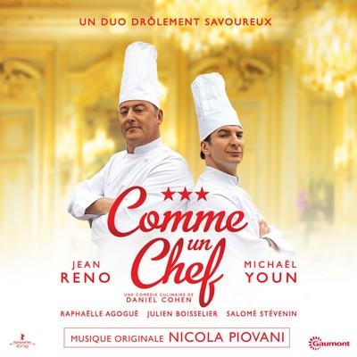 دانلود موسیقی متن فیلم Comme Un Chef