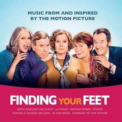 دانلود موسیقی متن فیلم Finding Your Feet
