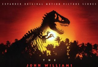 دانلود مجموعه موسیقی متن فیلم Jurassic Park