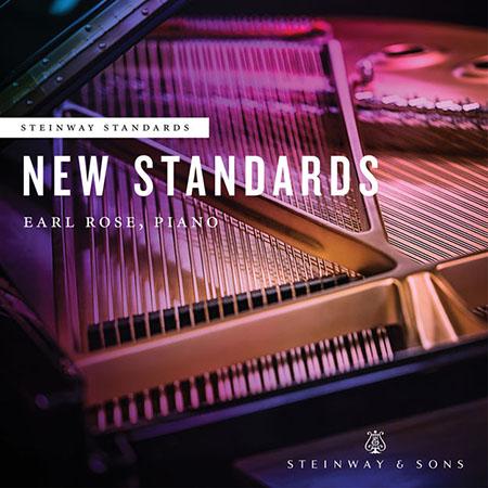دانلود آلبوم موسیقی New Standards توسط Earl Rose