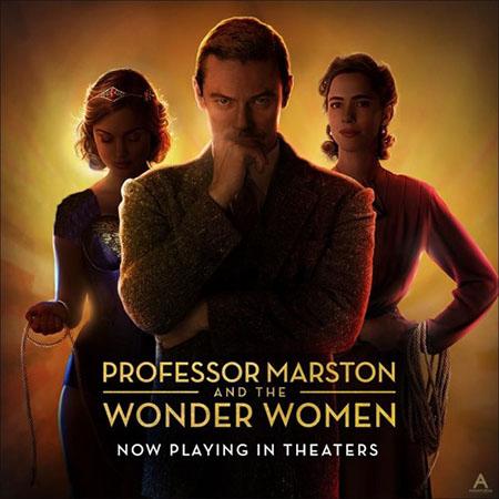 دانلود موسیقی متن فیلم Professor Marston and the Wonder Women