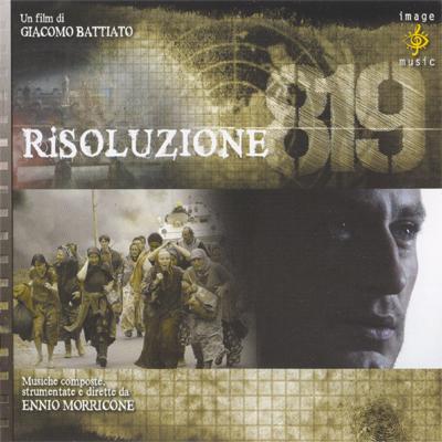 دانلود موسیقی متن فیلم Risoluzione 819