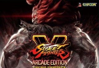 دانلود موسیقی متن بازی Street Fighter V: Arcade Edition