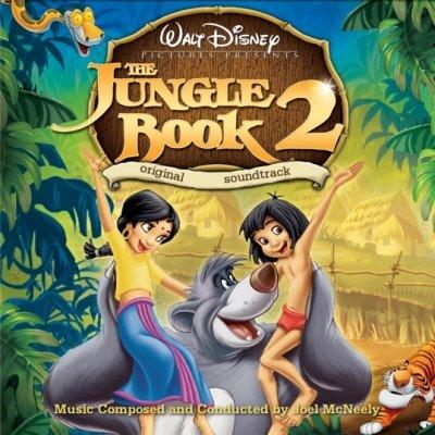 دانلود موسیقی متن فیلم The Jungle Book 2
