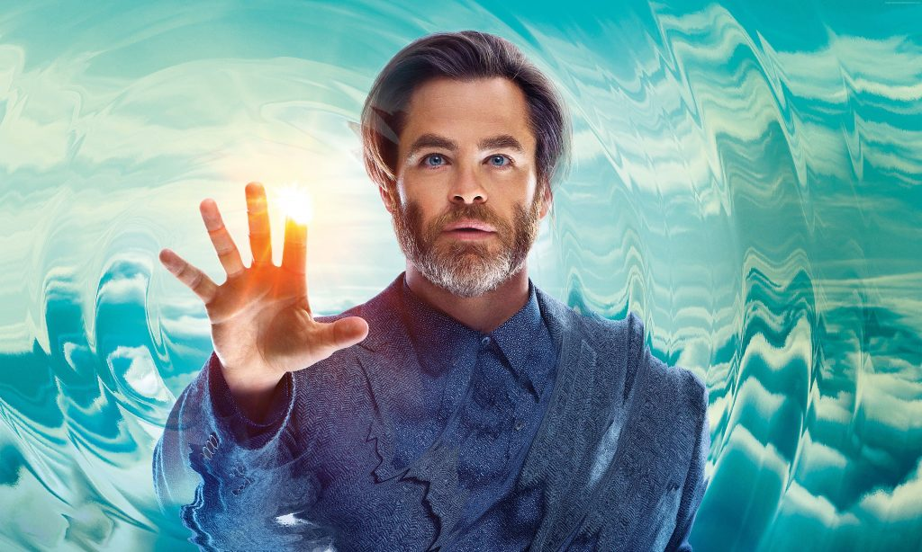A Wrinkle in Time Chris Pine Wallpaper