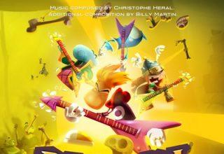 دانلود موسیقی متن بازی Rayman Legends – توسط Christophe Heral ,Billy Martin