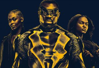 Black Lightning 2018 Cast Wallpaper
