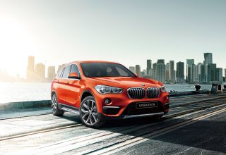 BMW X1 xDrive 18d Urbanista 2018 Wallpaper