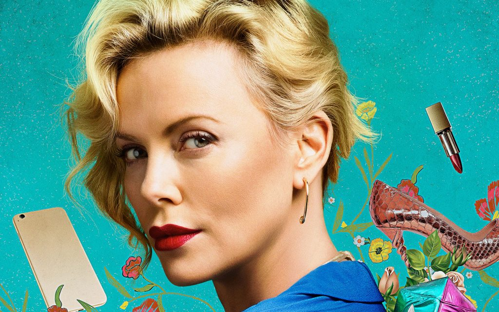 Charlize Theron in Gringo 2018 Wallpaper