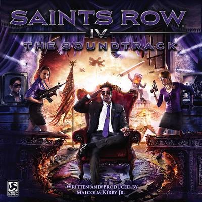 دانلود موسیقی متن بازی Saints Row Iv – توسط Malcolm Kirby Jr