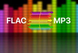FLAC به MP3