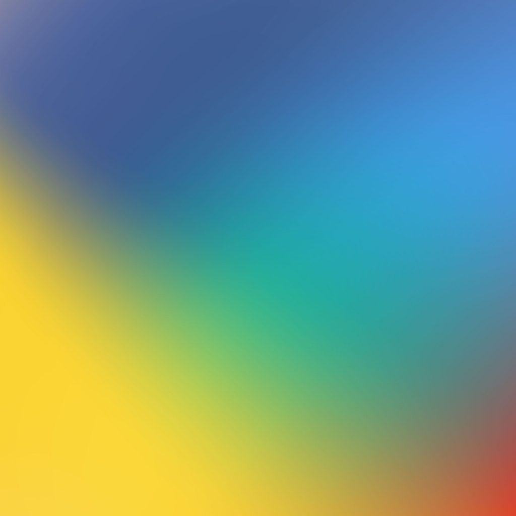 Gradient Blue Yellow Wallpaper