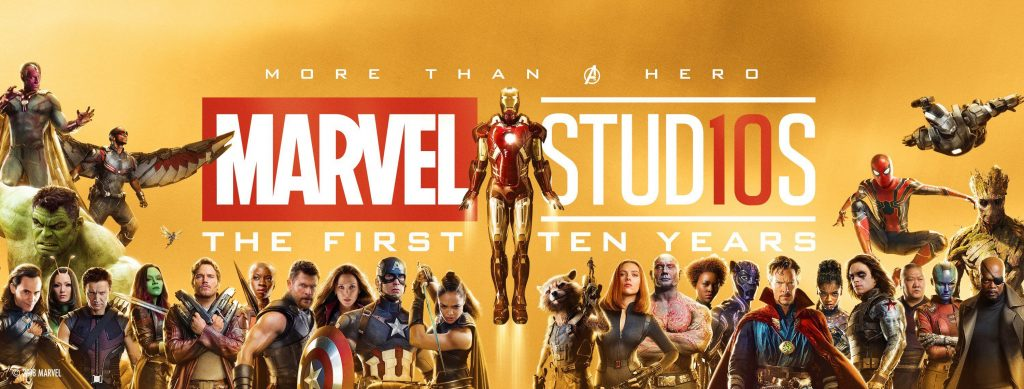 Marvel Studios 10 Year Anniversary Celebrations