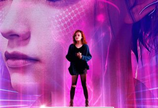 Olivia Cooke as Art3mis in Ready Player One Wallpaper