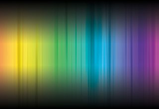 Rainbow Spectrum Wallpaper