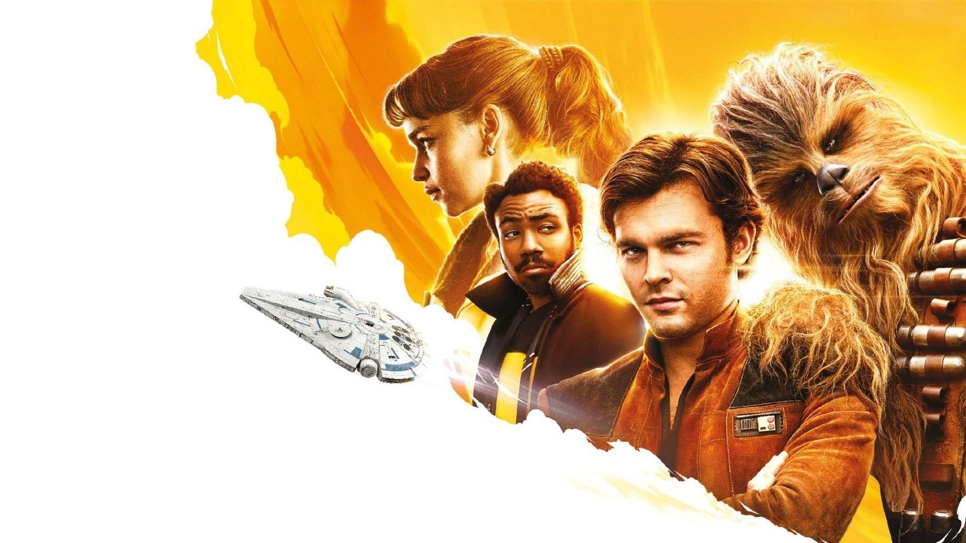 Solo A Star Wars Story 2018 Poster Wallpaper