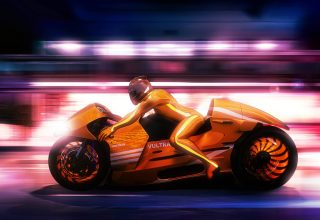 Vultran Yype 3 Futuristic Concept Bike Wallpaper