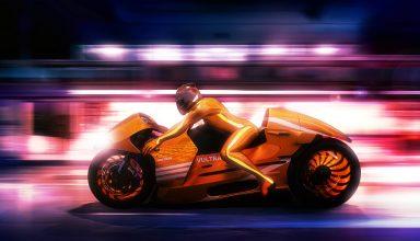 Vultran Yype 3 Futuristic Concept Bike Wallpaper