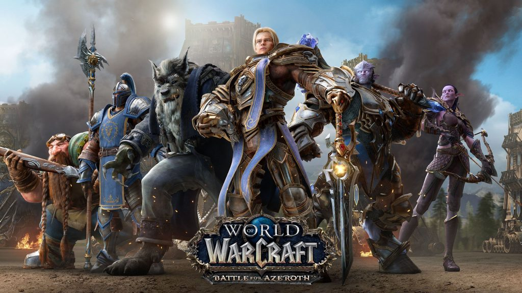 World of Warcraft The Alliance Wallpaper