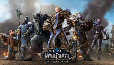 World of Warcraft The Alliance Wallpaper