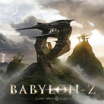 دانلود آلبوم موسیقی Babylon Z توسط Glory Oath + Blood