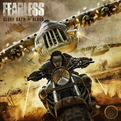 دانلود آلبوم موسیقی Fearless توسط Glory Oath + Blood