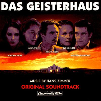 دانلود موسیقی متن فیلم Das Geisterhaus – توسط Hans Zimmer