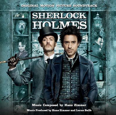 دانلود موسیقی متن فیلم Sherlock Holmes – توسط Hans Zimmer