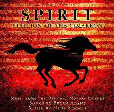 دانلود موسیقی متن فیلم Spirit: Stallion of the Cimarron – توسط Hans Zimmer