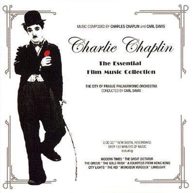 دانلود موسیقی متن فیلم The Essential Film Music Collection – توسط Carl Davis , Charlie Chaplin