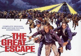 دانلود موسیقی متن فیلم The Great Escape – توسط Elmer Bernstein