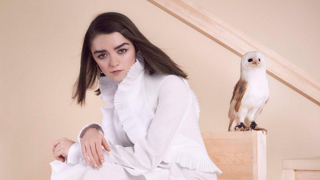 Maisie Williams 2018 Wallpaper