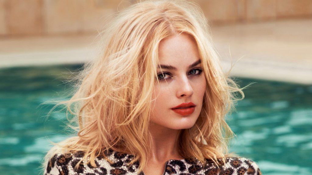 Margot Robbie 2018 Photoshoot Wallpaper