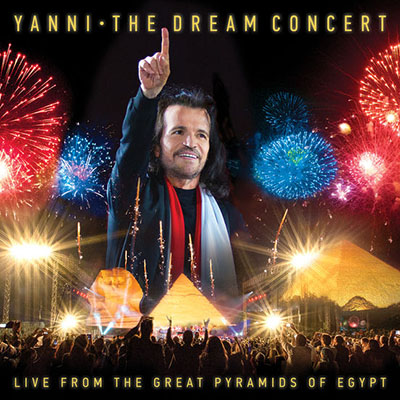 دانلود آلبوم موسیقی The Dream Concert: Live from the Great Pyramids of Egypt توسط Yanni