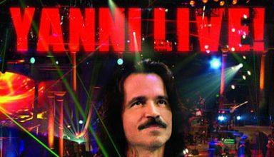 دانلود آلبوم موسیقی Yanni Live!: The Concert Eventتوسط Yanni