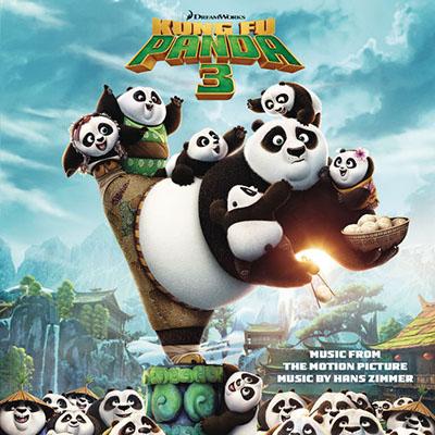 دانلود موسیقی متن انیمیشن Kung Fu Panda 3 – توسط Hans Zimmer