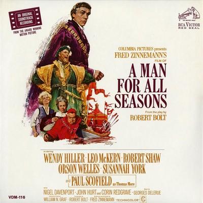 دانلود موسیقی متن فیلم A Man for All Seasons