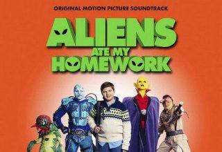 دانلود موسیقی متن فیلم Aliens Ate My Homework