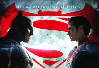 دانلود موسیقی متن فیلم Batman v Superman: Dawn of Justice