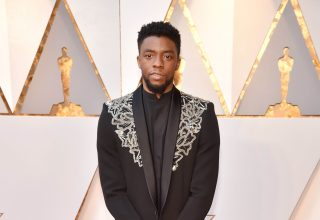 Chadwick Boseman Oscar 2018