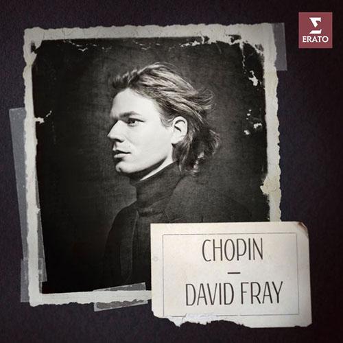 دانلود آلبوم موسیقی Chopin: Piano Works توسط David Fray