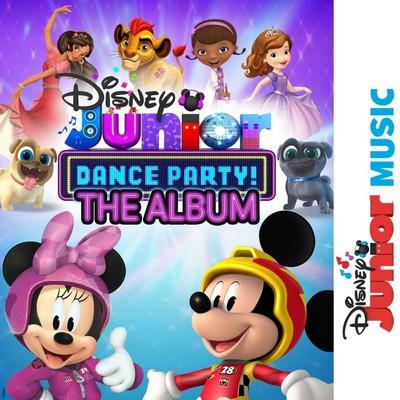 دانلود موسیقی متن سریال Disney Junior Music Dance Party