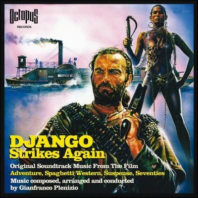 دانلود موسیقی متن فیلم Django Strikes Again