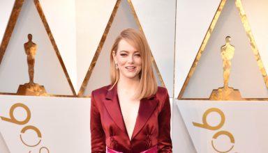 Emma Stone Oscar 2018