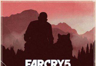دانلود موسیقی متن بازی Far Cry 5 Presents into the Flames