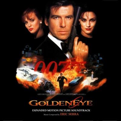 دانلود موسیقی متن فیلم Goldeneye
