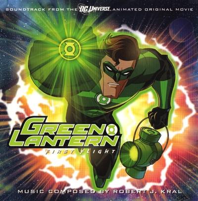 دانلود موسیقی متن فیلم Green Lantern: First Flight