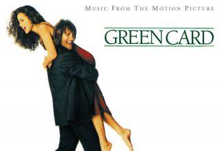 دانلود موسیقی متن فیلم Green Card – توسط Hans Zimmer