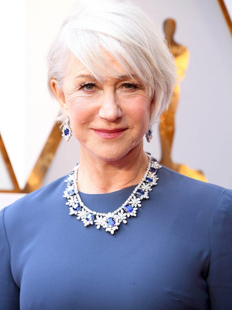 Helen Mirren Oscar 2018